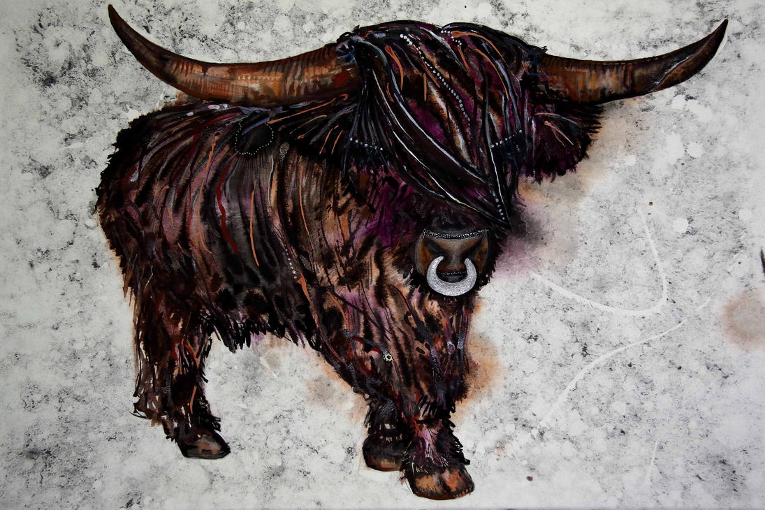 Purple Coo by amyhooton