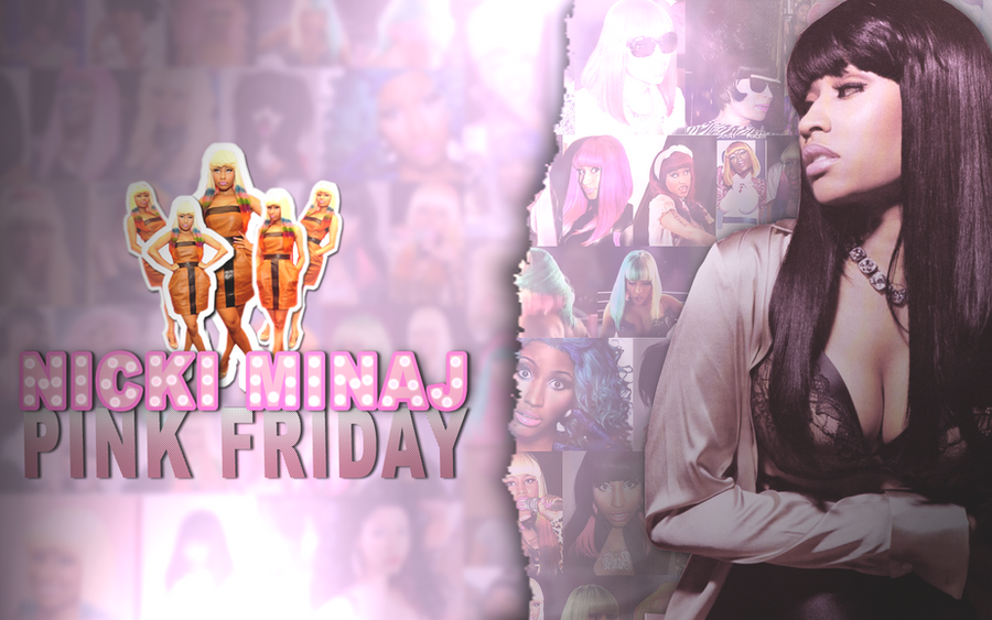 nicki minaj pink friday pictures. Nicki Minaj Pink Friday v.2 by