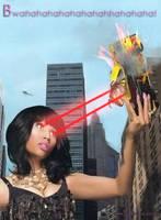 Nicki Minaj vs. Lil Kim by patrycjaap94