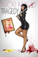 Nicki Minaj Tragedy by patrycjaap94
