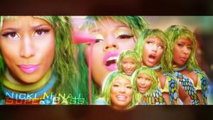 Nicki Minaj Super Bass by patrycjaap94