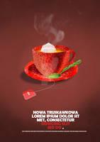 New tea poster concept