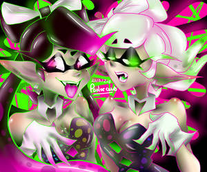 Squid Sisters by Paolarceus