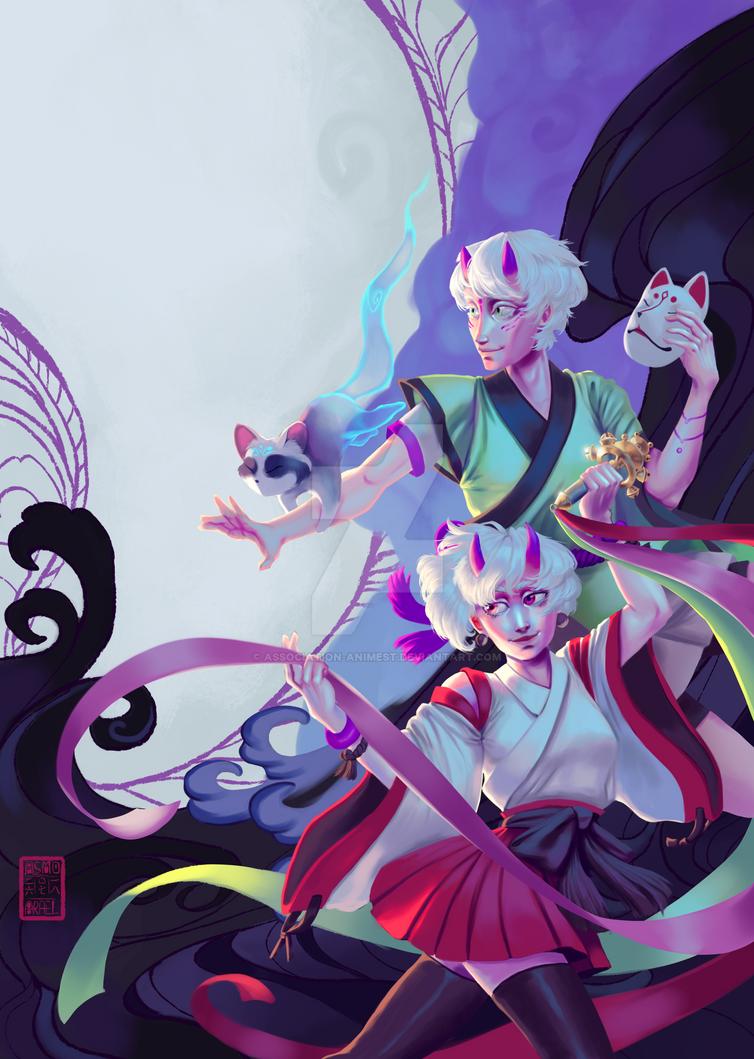 Affiche 12 by Association-AnimEst