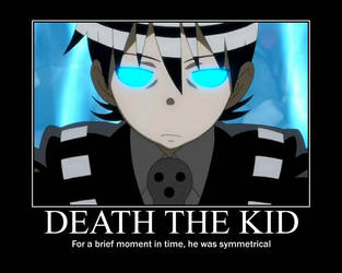 Death the Kid 2 by ChibiKitsune-hime