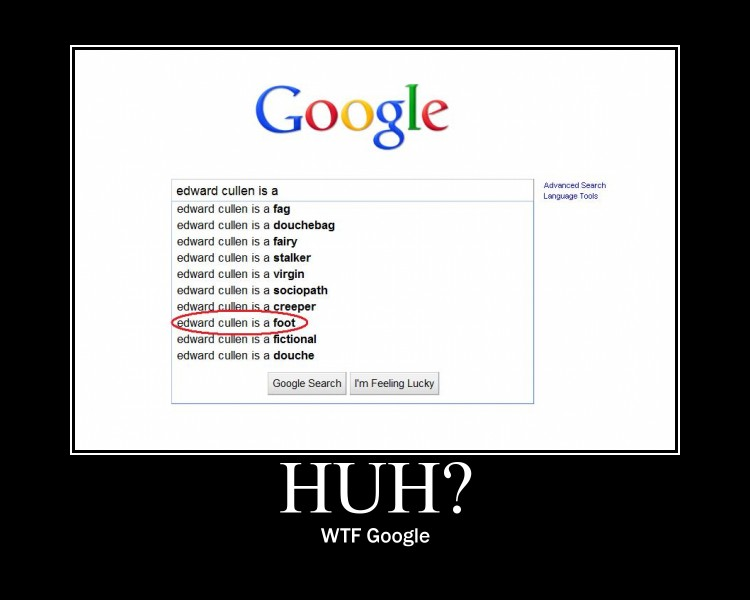 Google Fail? by ChibiKitsune-hime