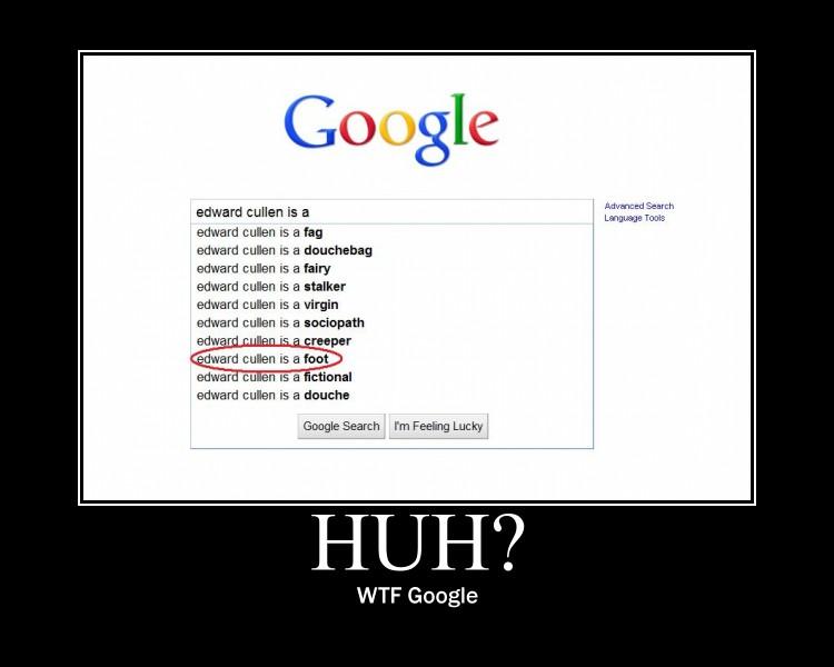 Google Fail? by ChibiKitsune-hime