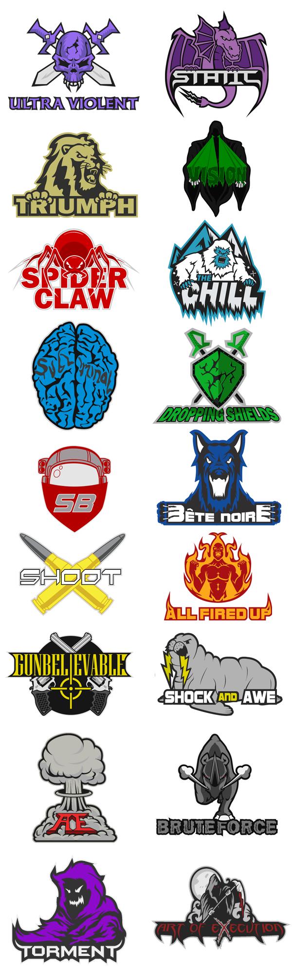 Mlg Team Logos Mlg Cod Team Logos Team Logo