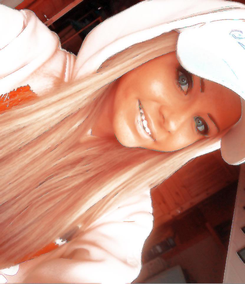Красивые авы фото девушек блондинок
