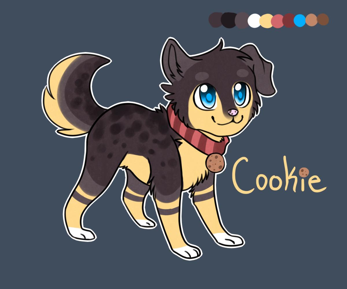Cookie Adopt Auction :CLOSED: by Darkaiya