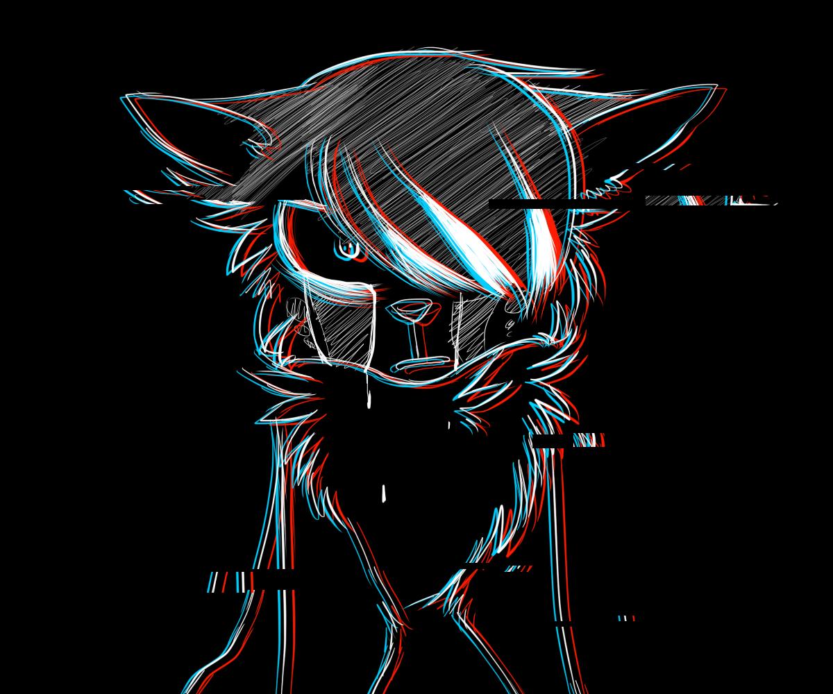 glitched by Darkaiya
