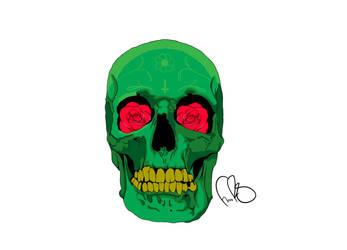 Sugar Skull by Frussell