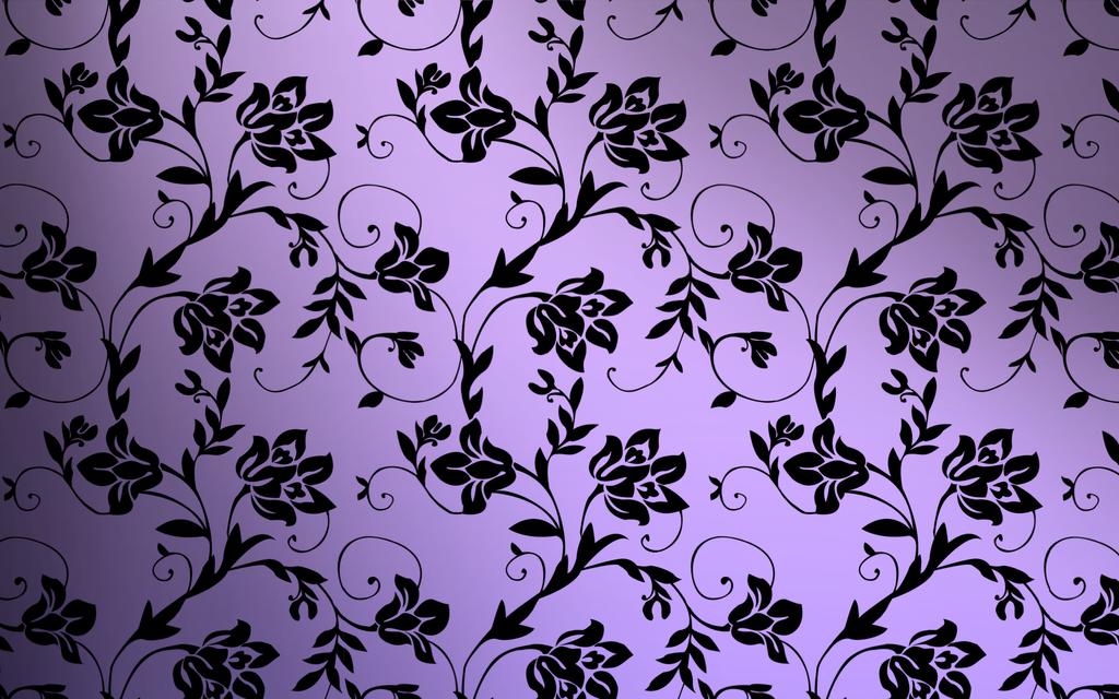 Purple floral pattern by gominhos on deviantart purple floral pattern by gominhos voltagebd Gallery