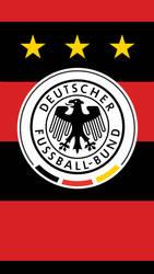 Deutschland iPhone 5 (Away) by Gominhos