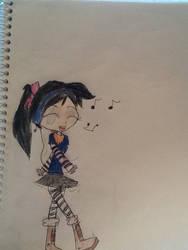 Zoey !! by The-Kawaii-Kohai