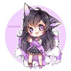 CM: Purple wolf