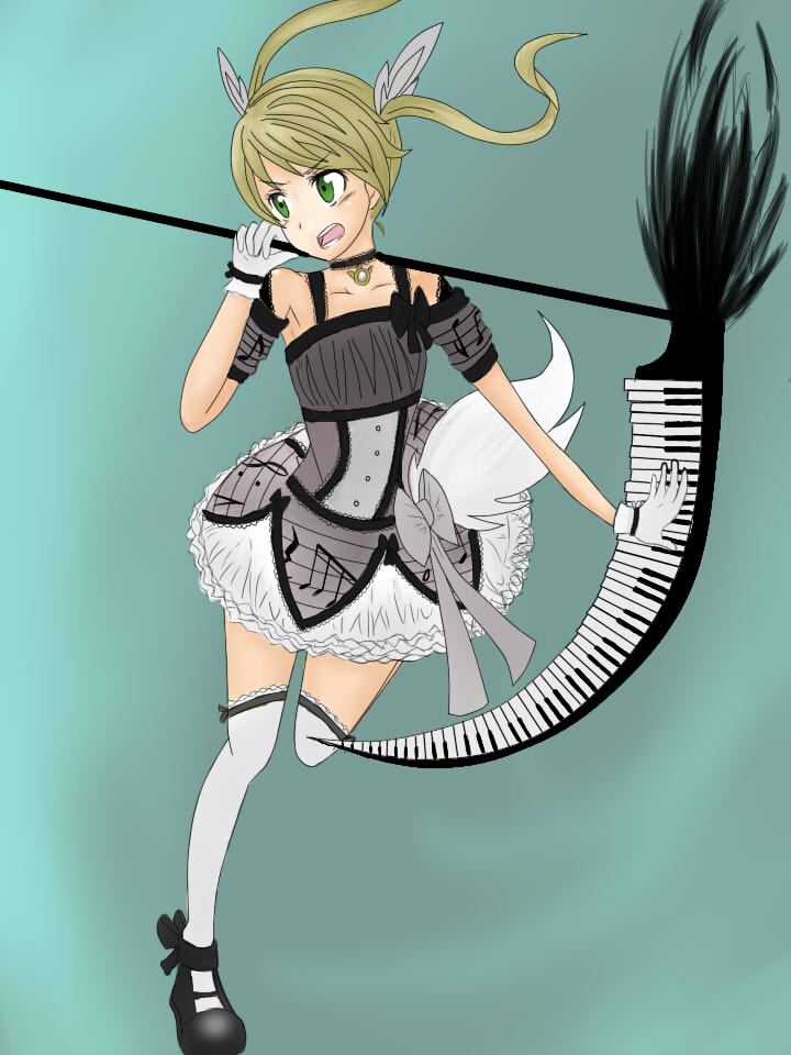 madomaka for soul eater madoka au fanfic by redicl on deviantart