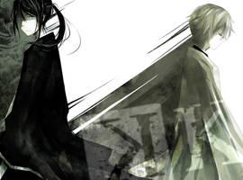 Black and White by matsudayo