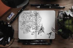 Gears of Life 2.0 by pentasticarts