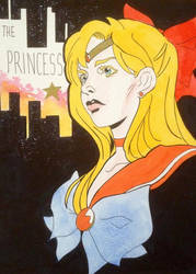 SMPP Sailor Venus by BradenLock