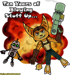 Ratchet and Clank: 10th Anniversary