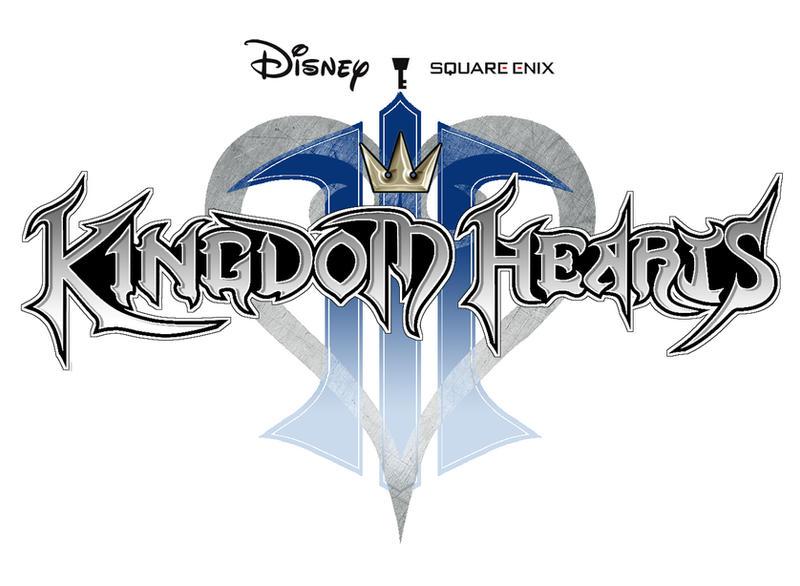 Kingdom Hearts III - Logo