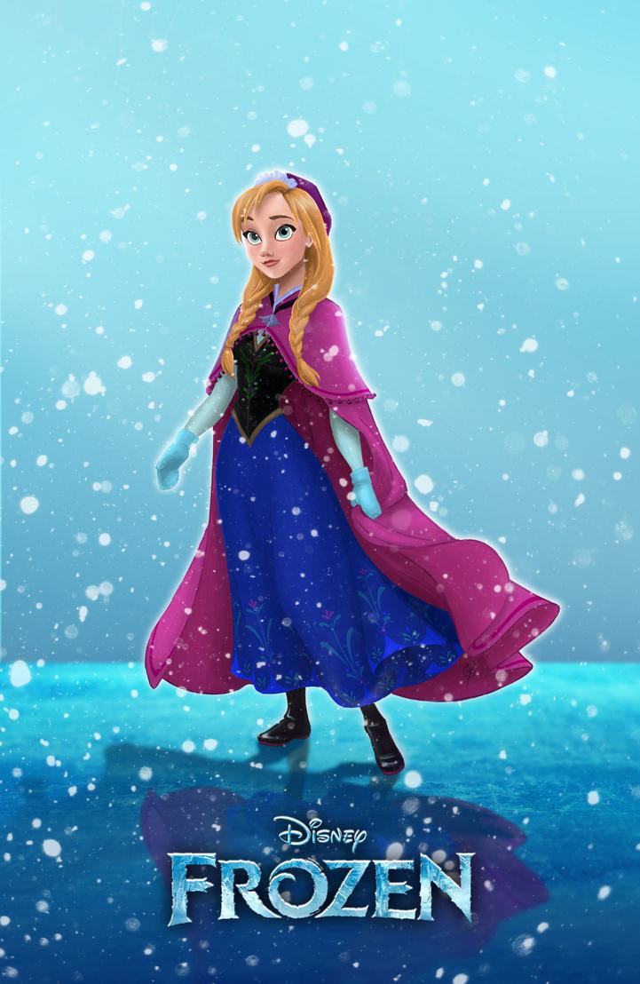 Disney Frozen by RodrigoYborra