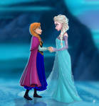 Disney Frozen - I came for you