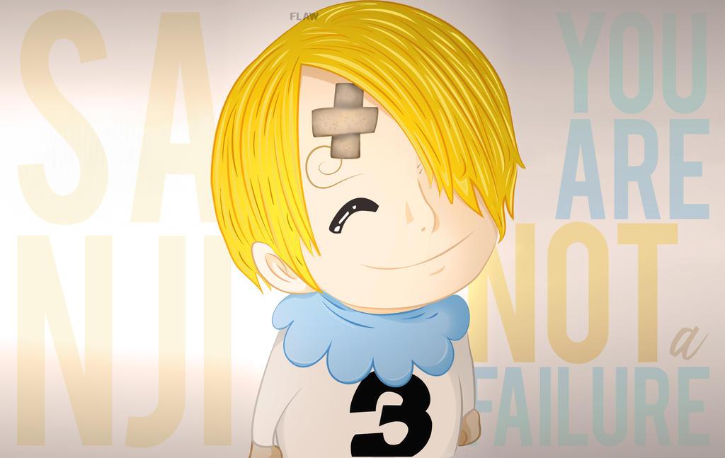 Baby Sanji by Fla29