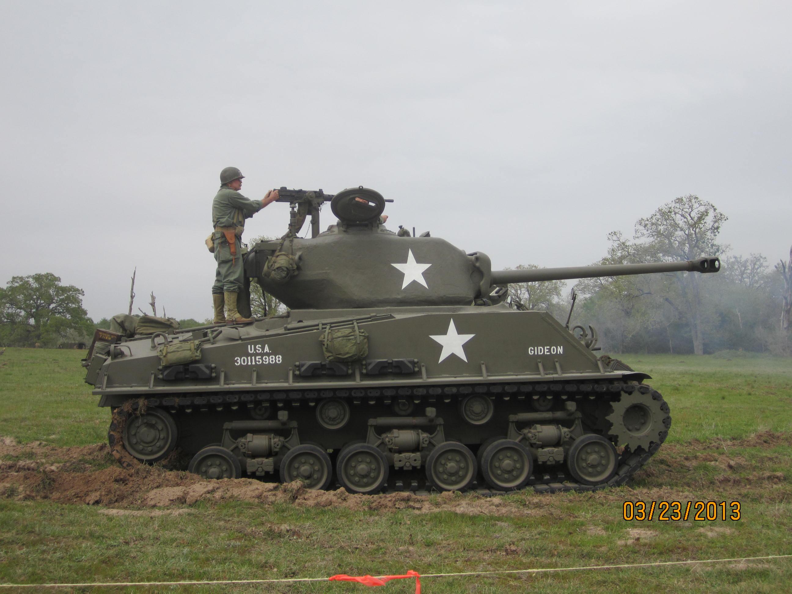 M4A3E8 Sherman by Commander-Apollo on DeviantArt