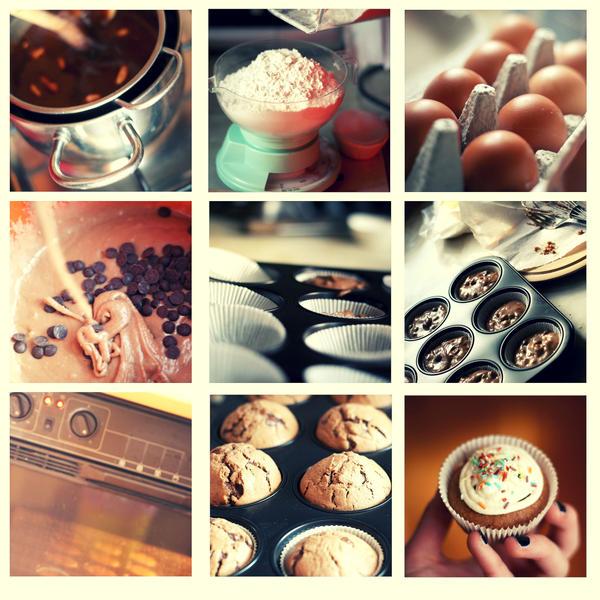 cupcakes by Zala24