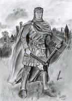 Robert the Bruce Drawing