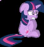 Scared Twilight Sparkle