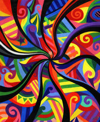 Spiral by Dwiizzy