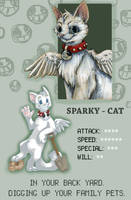 New Sparky ID by clickclackcat