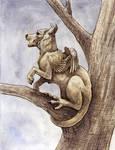 Forgotten Bestiary: Drekavac