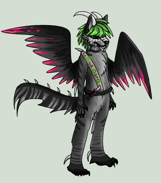 SceneDogsSeller's Custom by Arklen
