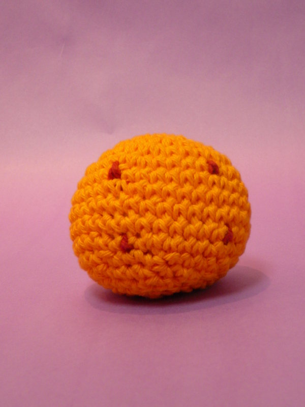Dragonball Crochet by Charexl-XIII