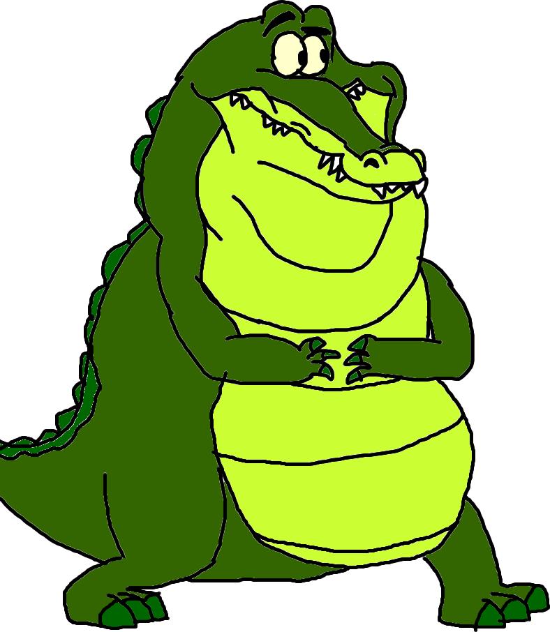 Louis the Alligator by Blackrhinoranger on DeviantArt - photo#39