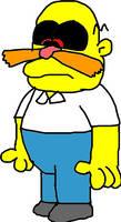 Simpson'd Robotnik