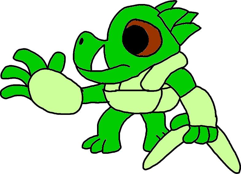 Early Dino Rang by Blackrhinoranger