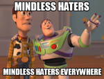 My response to haters who don't learn