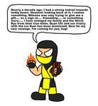 Scorpion's new thought on teddies by Blackrhinoranger