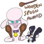 Wooden Spoon 2 by Addelum