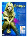 Britney Spears: Live From Las Vegas DVD Poster