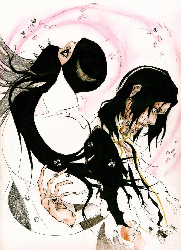 As Nodt / Byakuya Kuchiki by vaccatrea