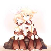 .:Sleeping:. by giannysuki