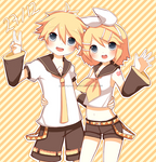 HBD Rin and Len