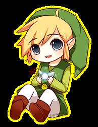 ID - Toon Link by giannysuki