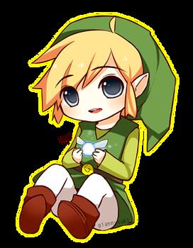 ID - Toon Link